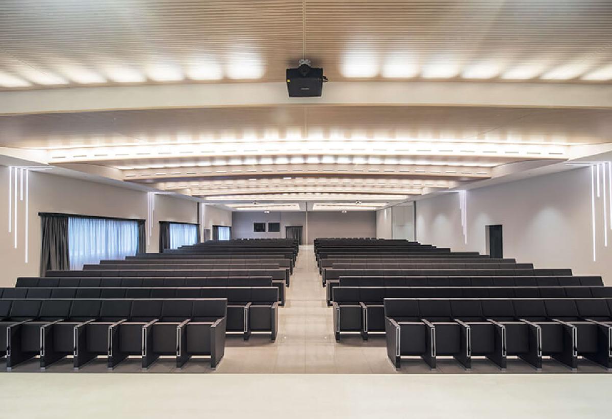 Auditorium-Cefla