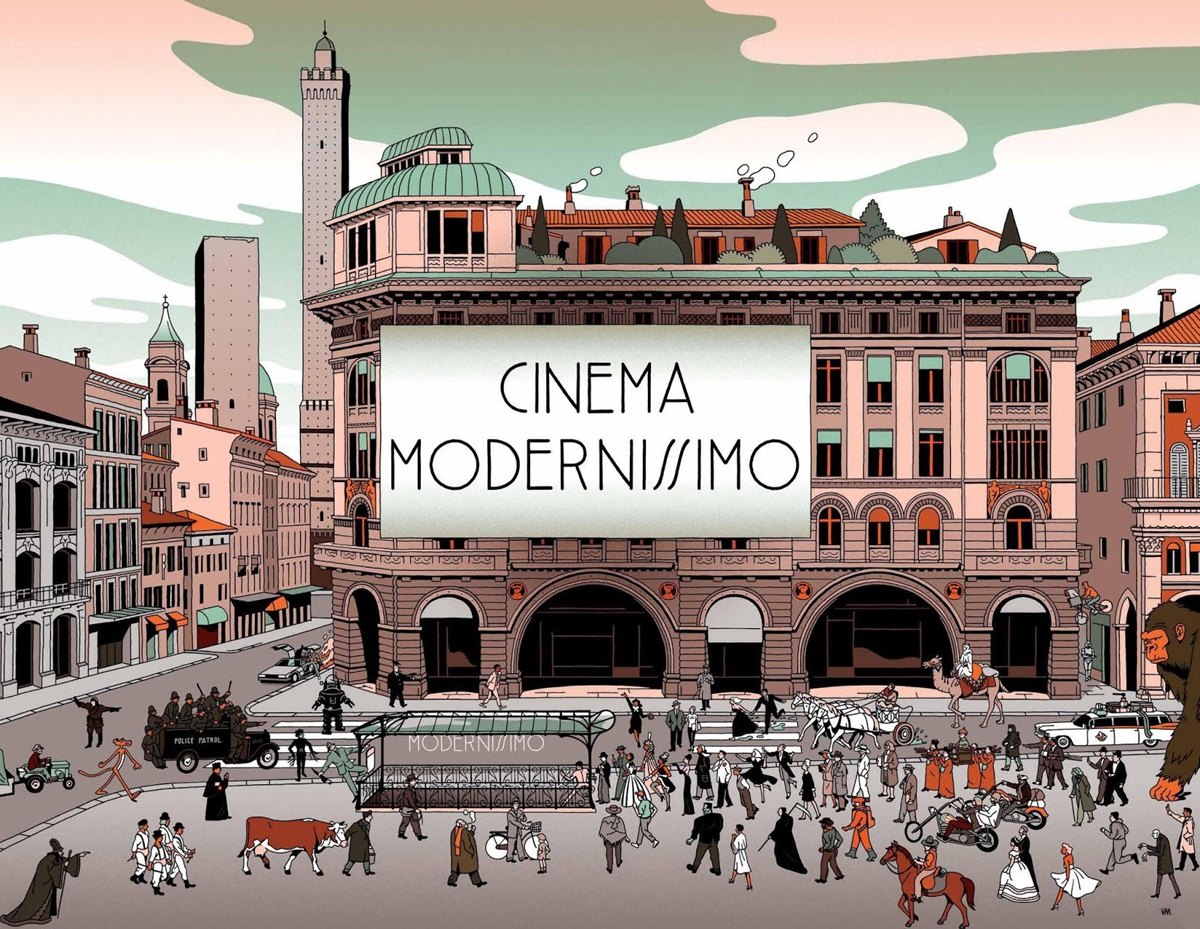 Cinema-Modernissimo