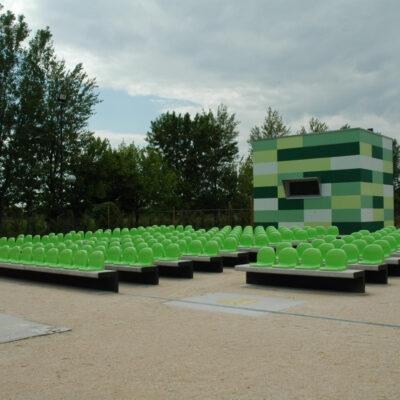 Officina di Architettura Arena Parcobaleno Alfonsine (1)